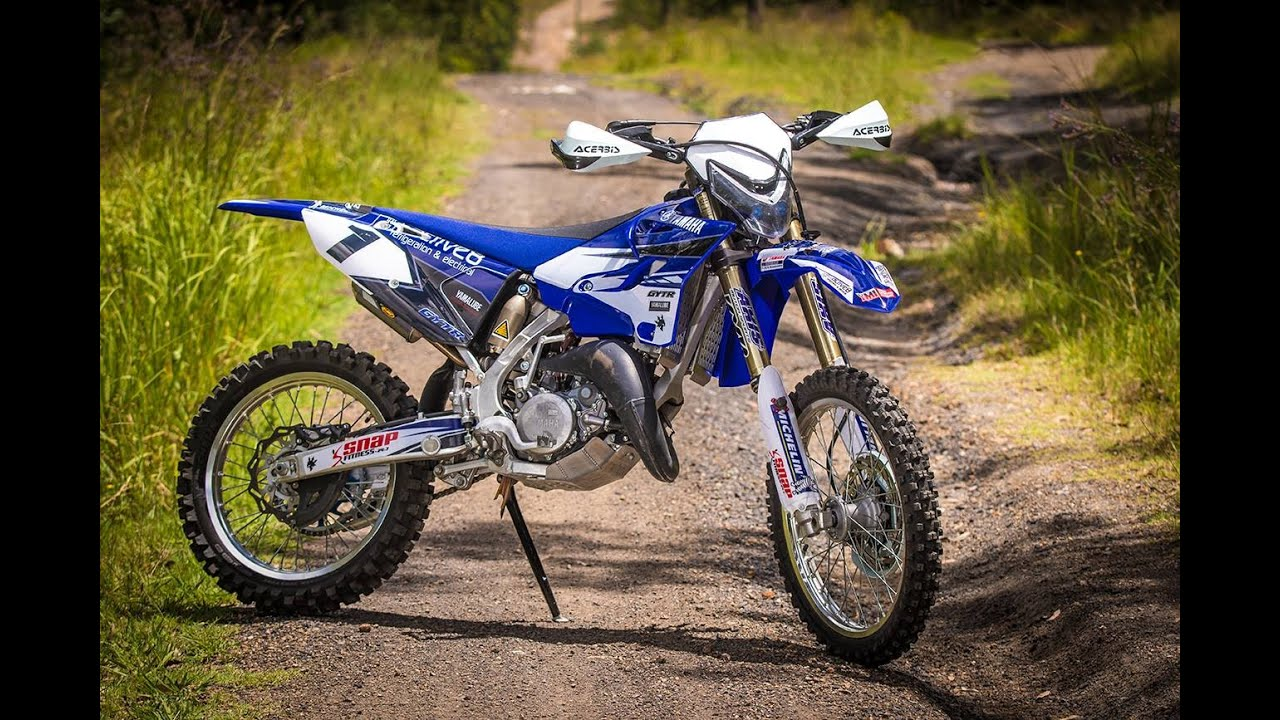 Dirt Action Project Yz125 Enduro Project Bike Hotlap Youtube