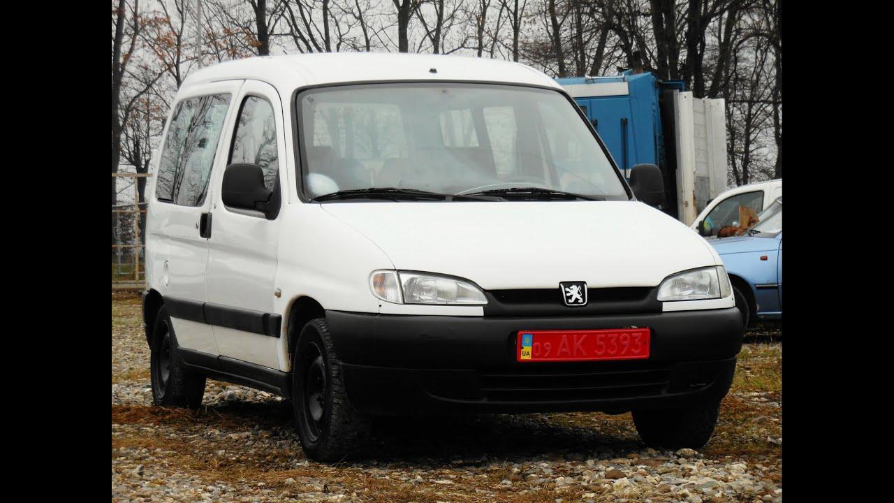 Замена ГРМ  Peugeot Partner II (1.6)