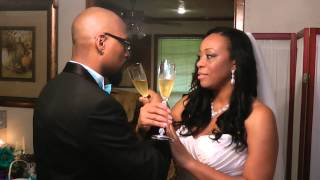 Terris and TeMeisha Mackey Wedding