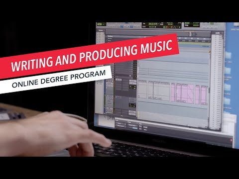 Online Writing and Producing Music Degree Overview | Berklee Online | Music Production