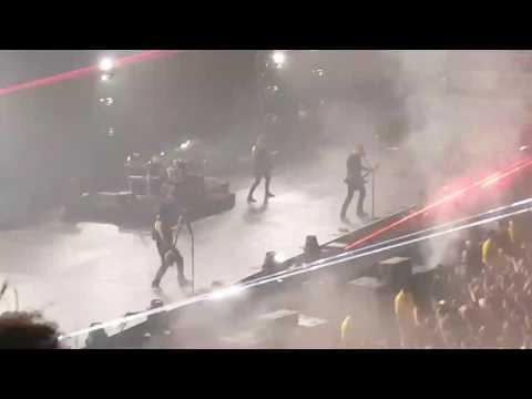 Metallica- One' live @ Singapore 22Jan 2017