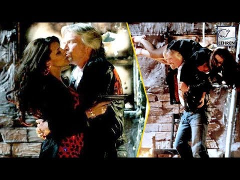When A Hollywood Star Forcefully Kissed Neha Dhupia | Lehren Diaries
