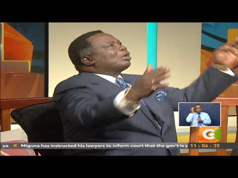 One on One with Atwoli #JKLive [Part 2]