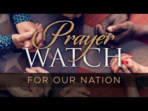 24 Hour Prayer Watch