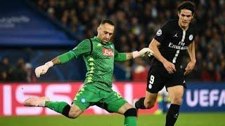 Ni Mbappe ni Neymar el espectacular partido de David Ospina vs PSG en la UCL 2018 HD