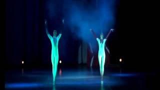 Музтеатр г. Саранск - современный балет Был бы мир моим