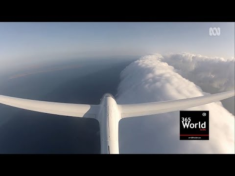 Glory Clouds Appeared In California Flight Wings View