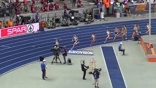 1500m [Ž], FINALE - Europsko prvenstvo za seniore i seniorke 2018
