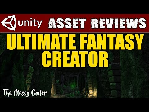 Unity Asset Kit Reviews - Ultimate Fantasy Creator