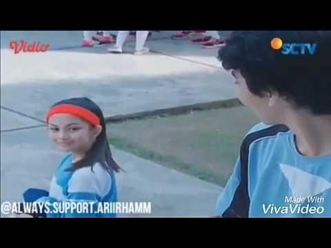 Katakan Cinta - Prilly Latuconsina ( Cover video by Aisyah Aqilah & Ari irham)