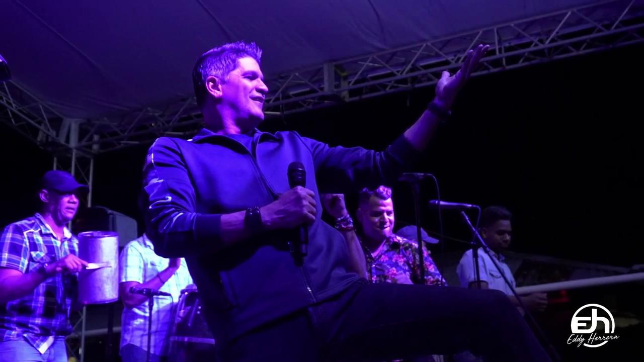 Eddy Herrera - Fiesta Popular- Puerto Plata
