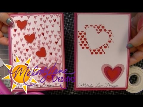 Easy Valentine Cards  YouTube