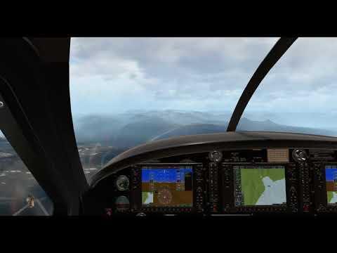 Quest Kodiak (Thranda) -- Longyear, Svalbard (ENSB) -- X-Plane 11.11