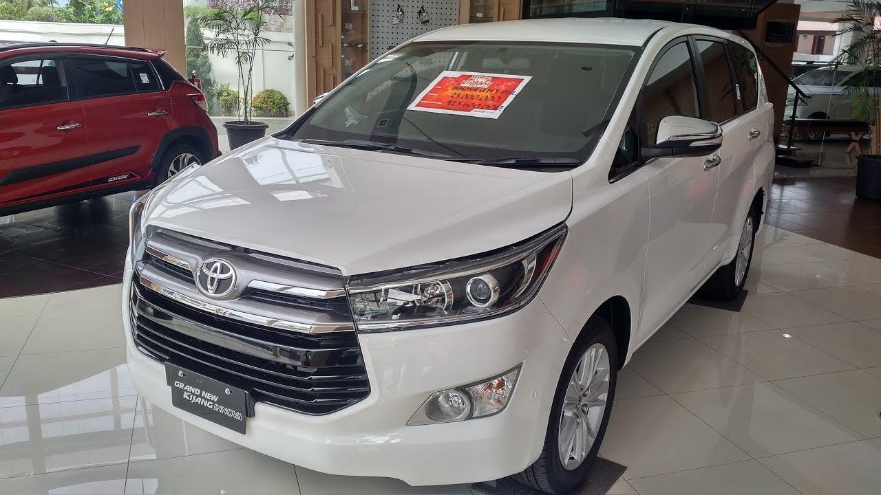 Kelebihan Kekurangan Harga Toyota Innova 2018 Tangguh