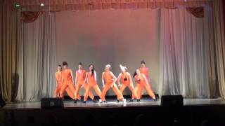 Денсхолл, тверк (Dancehall, twerk) в Челябинске. Школа танцев Study-on, Челябинск, 2015