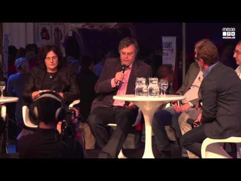 Európska noc výskumníkov 2015 - Človek budúcnosti