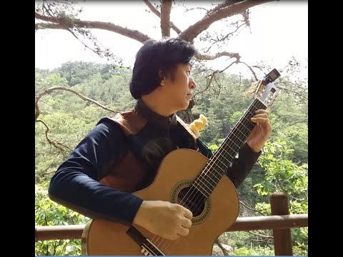 Classical Guitar Meditation Music with Beautiful Scenery 002 - Yulius Son