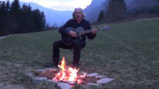 Asha ~ Kindling wood (Camp fire edition)