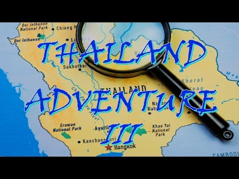 Thailand Adventure 3: Day 2 (London to Bangkok and Wunderlust hotel)