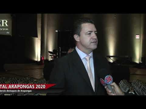PREMIER PESQUISAS REALIZA 20ª EDIÇÃO DO PRÊMIO ''QUALIDADE TOTAL'' NA CIDADE DE ARAPONGAS