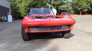 63' Corvette