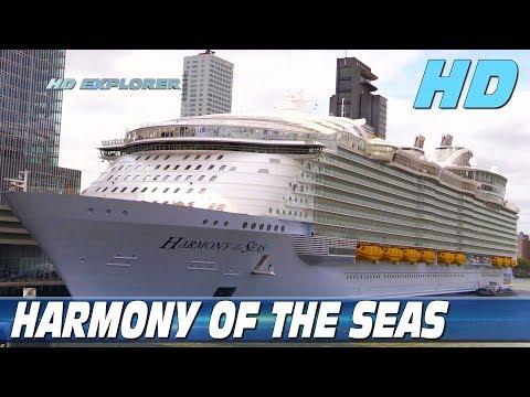 Harmony Of The Seas - Port of Rotterdam (Holland)