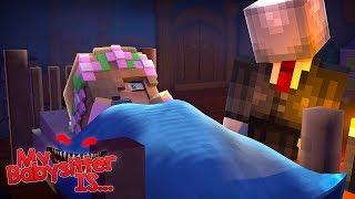 MY BABYSITTER IS... SLENDERMAN | Minecraft Little Kelly