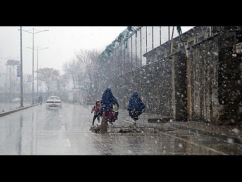 AFGHAN PEOPLE BY HEAVY SNOW KILL AT LEAST 108