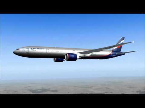 SU503 777 - 300ER AEROFLOT TEL AVIV - MOSCOW UUEE
