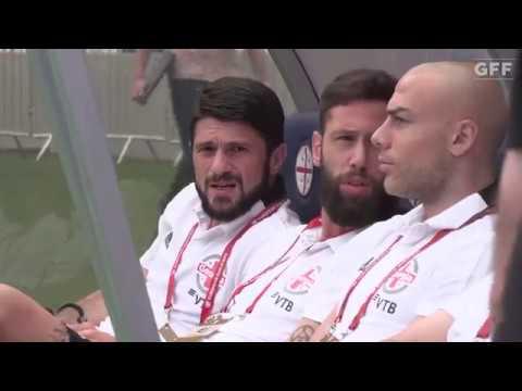 საქართველოს ეროვნული ნაკრები - Georgian National Football Team (Georgia vs Gibraltar Highlights)