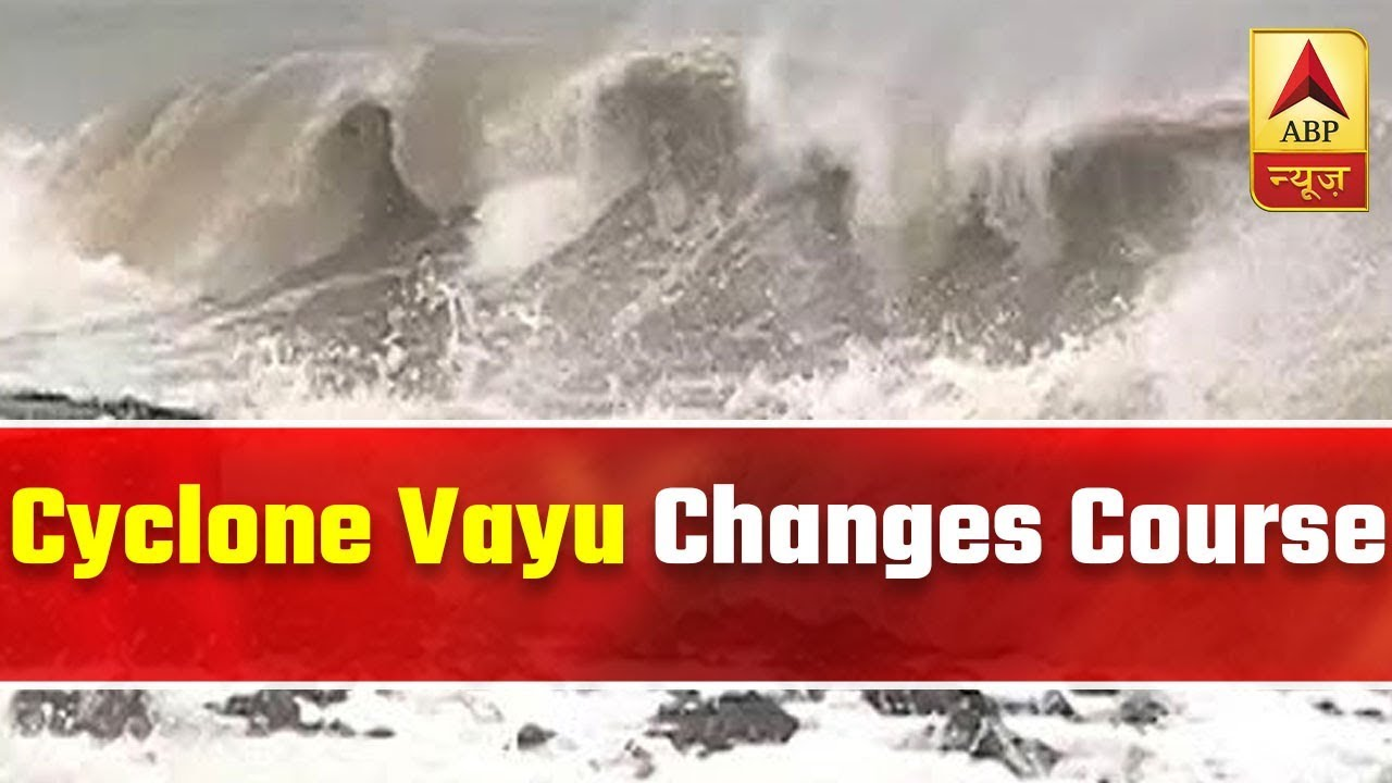 Cyclone Vayu Changes Course, Unlikely To Make Landfall In Gujarat | ABP News