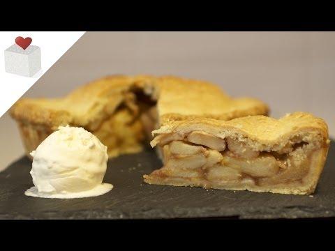 cómo-hacer-un-apple-pie- -recetas-de-repostería-por-azúcar-con-amor