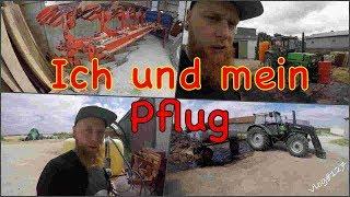 FarmVLOG#127 - ich und mein Pflug