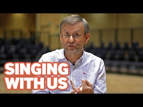 Sing with CBSO Chorus and Simon Halsey | City of Birmingham Symphony Orchestra