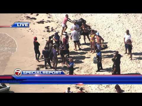 Migrants Arrive in Miami Beach