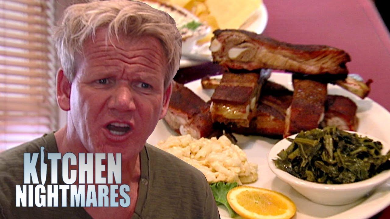 Gordon Ramsays Hideous Lunch  Kitchen Nightmares  Doovi