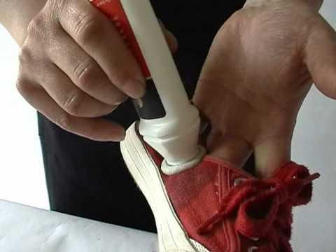25ce56978c36 Jak čistit boty z textilu.mpg - YouTube