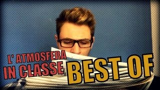 L' ATMOSFERA IN CLASSE BEST OF