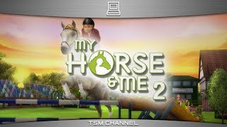 My Horse And Me 2 : Wii (part 1/2) (Horse Game)