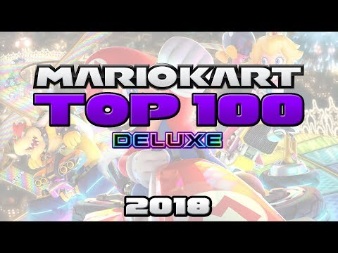 Mario Kart Top 100 (2018) - Trailer & Voting