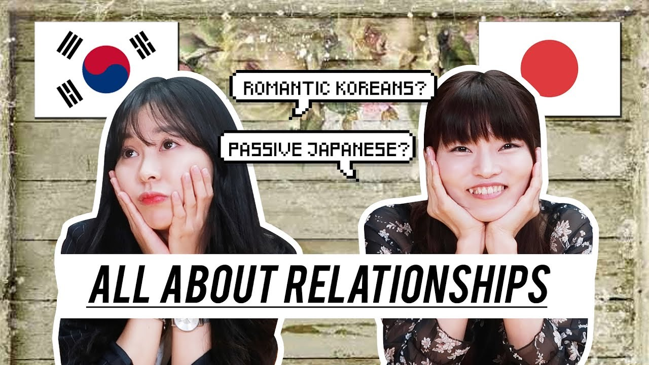 from Jordyn dating korean vs japanese