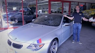 2007 BMW M6 for sale with test drive, driving sounds, and walk through video