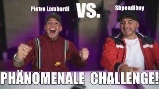 PHÄNOMENALE CHALLENGE! mit PIETRO LOMBARDI!