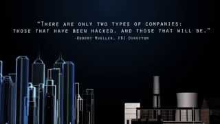 Cybersecurity in the business network: A short animation