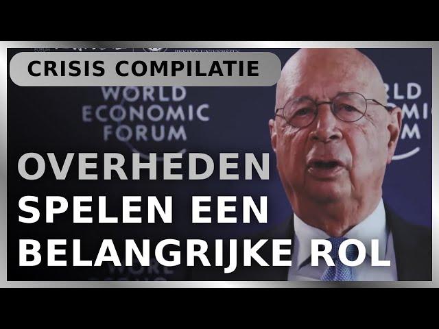Crisis Compilatie #5 -  Overheden spelen een belangrijke rol