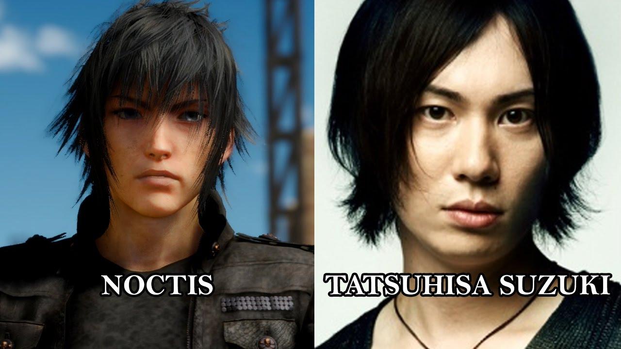 Final Fantasy XV (English & Japanese Subs) - Play-Asia.com