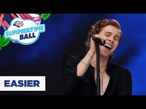 5SOS – 'Easier' | Live At Capital's Summertime Ball 2019
