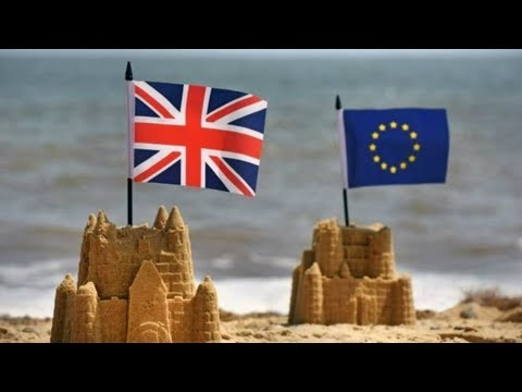 Brexit Progress, Sunken Continent Exploration and More  - Month in Review July 2017