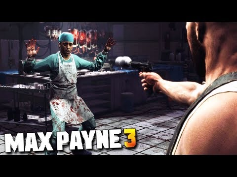 Max Payne 3 - Chapter #12 - The Great American Savior of the Poor (All Collectibles)