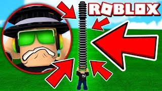 THE BIGGEST HAT SIMULATOR IN THE WORLD! | ROBLOX